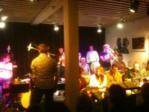 Big Band Exposure in De Tor