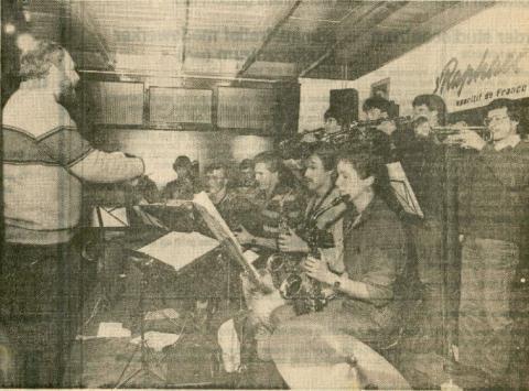 Big Band Honesch