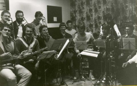 Big band Honesch, 1984