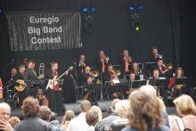 Exposure tijdens Big Band Contest Enschede 2013