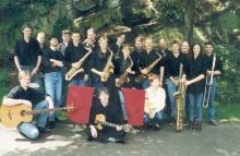 Big Band Exposure bandfoto Bad Bentheim