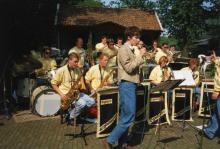 Big Band Exposure met Ineke Bröcking bij Watermolen