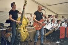 Big Band Exposure en Roadpizza